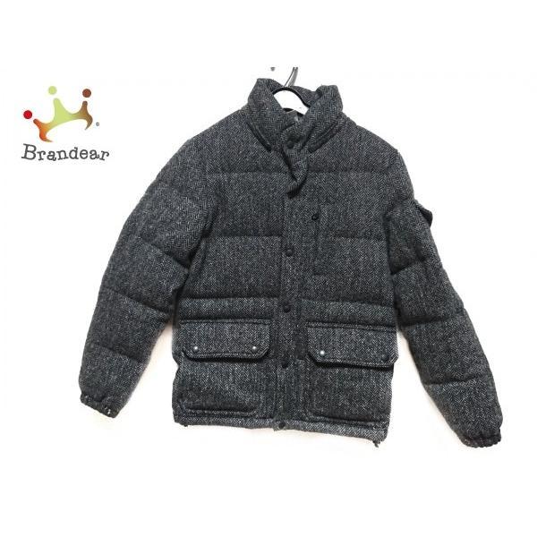 フリークスストア freak's store ダウンジャケット サイズS レディース 黒×グレー   スペシャル特価 20191218|brandear
