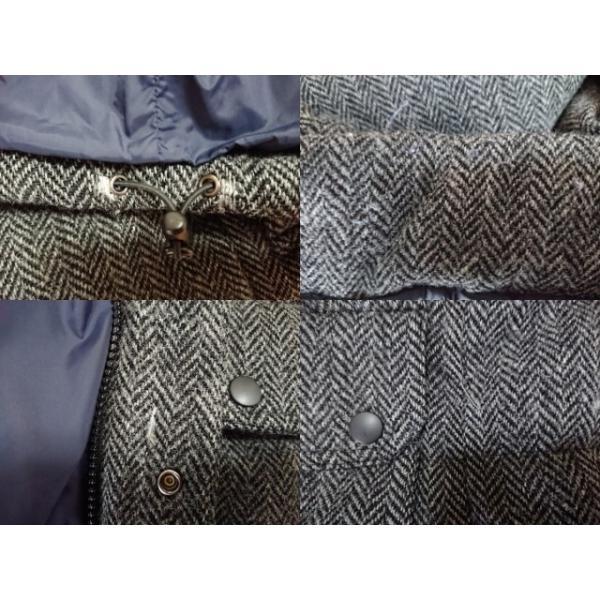 フリークスストア freak's store ダウンジャケット サイズS レディース 黒×グレー   スペシャル特価 20191218|brandear|06