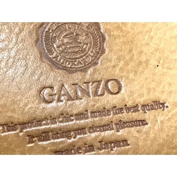 ガンゾ GANZO 長財布 黒 レザー 新着 20200519 brandear 05