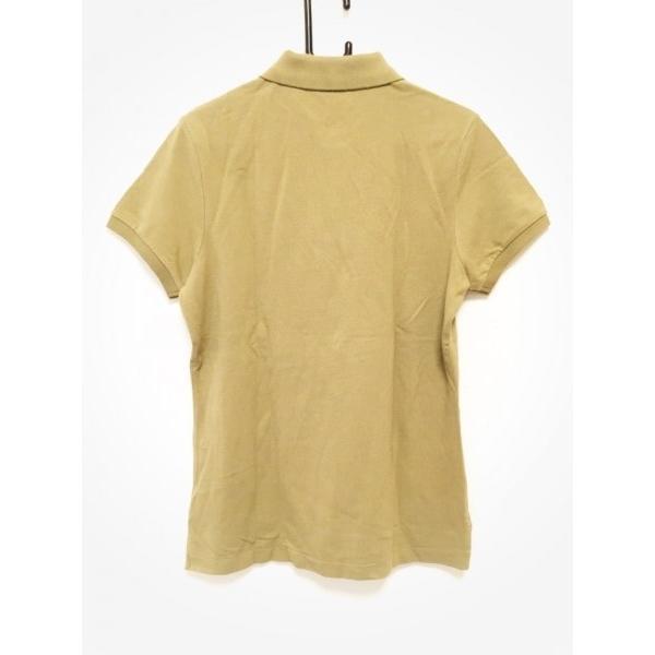 ラルフローレン RalphLauren 半袖ポロシャツ サイズ5f M レディース カーキ 新着 20191112|brandear|02