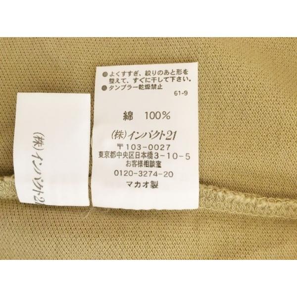 ラルフローレン RalphLauren 半袖ポロシャツ サイズ5f M レディース カーキ 新着 20191112|brandear|04