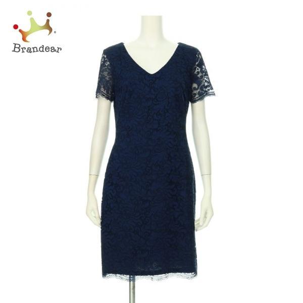 ラルフローレン RalphLauren ドレス サイズS レディース 新品同様 ネイビー系 カクテルドレス 新着 20210514