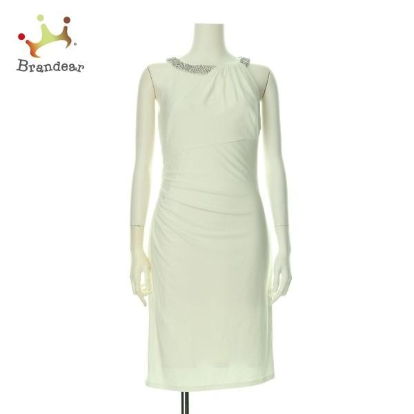 ラルフローレン RalphLauren ドレス サイズL レディース 新品同様 ホワイト系 カクテルドレス   スペシャル特価 20210507