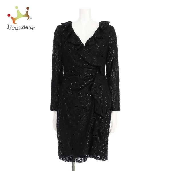 ラルフローレン RalphLauren ドレス サイズXS レディース 新品同様 ブラック系 カクテルドレス   スペシャル特価 20210421