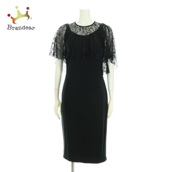 ラルフローレン RalphLauren ドレス サイズS レディース 新品同様 ブラック系 カクテルドレス   スペシャル特価 20210508