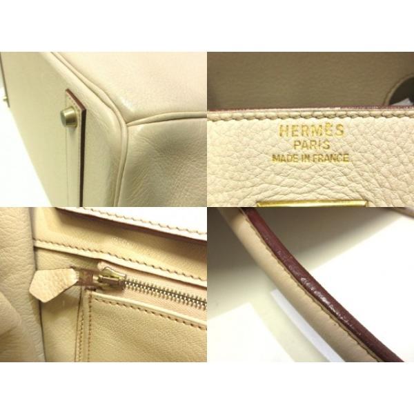 エルメス ハンドバッグ バーキン40 パルシュマン ゴールド金具/塗りあり トリヨンクレマンス 新着 20200107|brandear|06