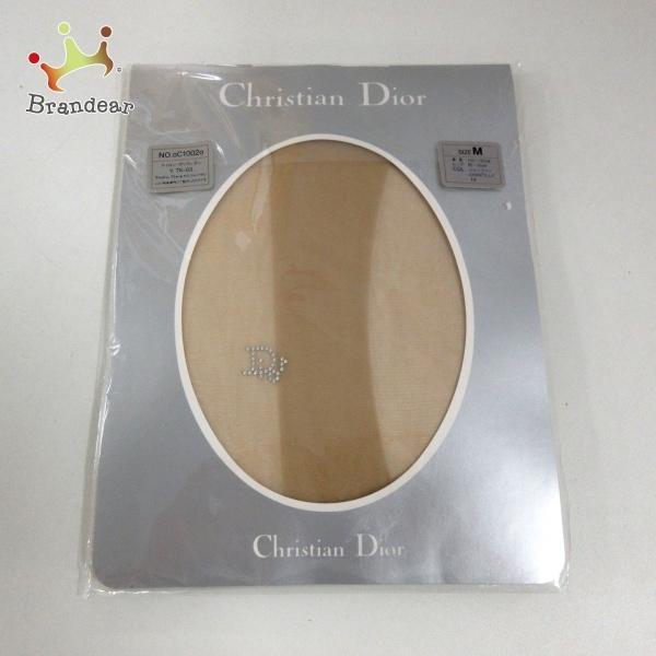ディオール/クリスチャンディオール 小物 新品同様 - シャンティー ストッキング  値下げ 20210917