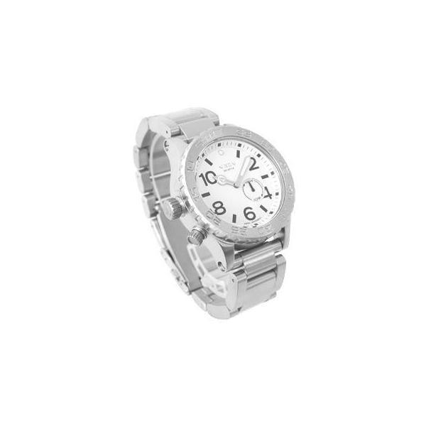 ニクソン腕時計 42-20 フォーティーツー トゥエンティ タイド A035-100 メンズ ホワイト 男女兼用腕時計|brandechoice