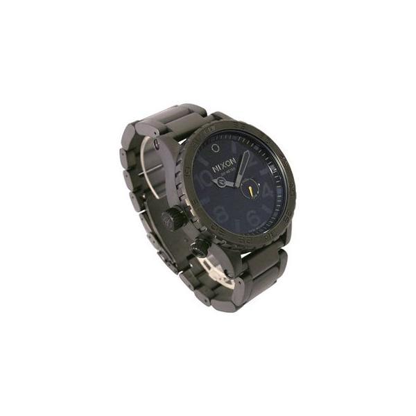 ニクソン腕時計 51-30 フィフティーワン サーティ タイド A057-680 メンズ オール ガンメタル 男女兼用腕時計|brandechoice