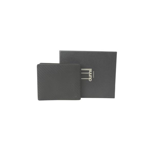 7cf65c972c40 ダンヒル DUNHILL ダンヒル 財布 二つ折り財布 L2H232A シャーシ 4cc .