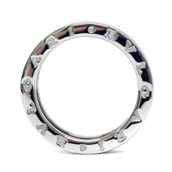 新品仕上げ済み ブルガリ B.Zero1 ビーゼロワン リング・指輪 レディース K18ホワイトゴールド ジュエリー 9号 WG 中古 送料無料|brandeco|03