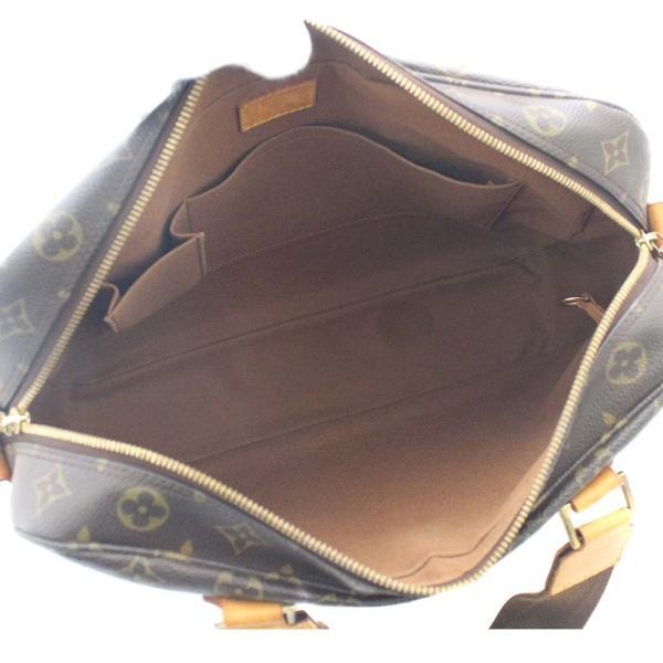 ルイ ヴィトン サック ボスフォール 2WAY ショルダーバッグ モノグラム ハンドバッグ ユニセックス モノグラムキャンバス ブラウン M40043