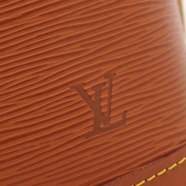 ルイ ヴィトン アルマ エピ ハンドバッグ レディース エピレザー ジパングゴールド ブラウン M52148