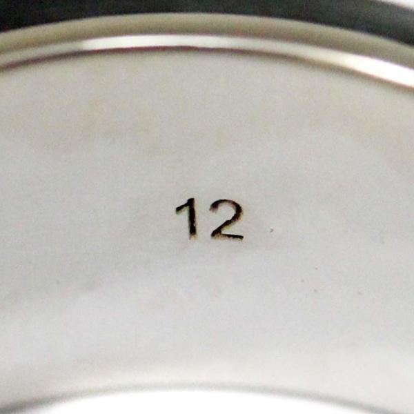 新品仕上げ済み グッチ Gロゴ リング・指輪 レディース シルバー925 アクセサリー 11号 SV 中古|brandeco|08