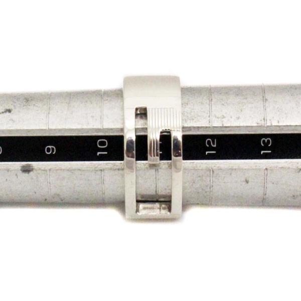 新品仕上げ済み グッチ Gロゴ リング・指輪 レディース シルバー925 アクセサリー 11号 SV 中古|brandeco|09
