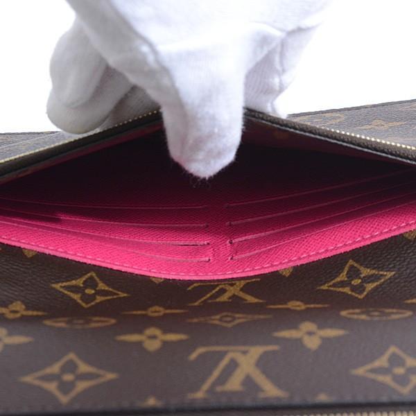 ルイヴィトン Louis Vuitton ポシェット・ウィケンド チェーンウォレット レディース M63857 未使用展示品|brandmax|05