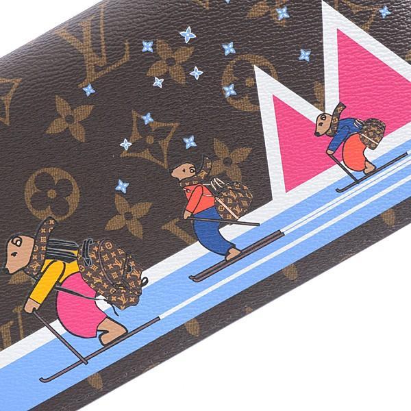 ルイヴィトン Louis Vuitton ポシェット・ウィケンド チェーンウォレット レディース M63857 未使用展示品|brandmax|06
