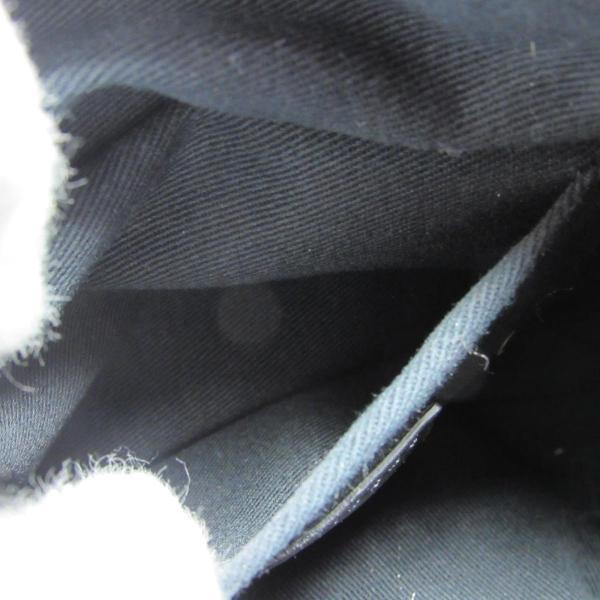ドルチェ&ガッバーナ カゴバッグ ハンドバッグ ブラックxベージュ コットンxストロー  ランクA