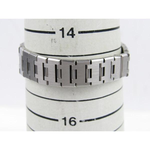 ブルガリ クアドラート ウォッチ 腕時計 シルバー ステンレススチール(SS) SQ22SS ランクA