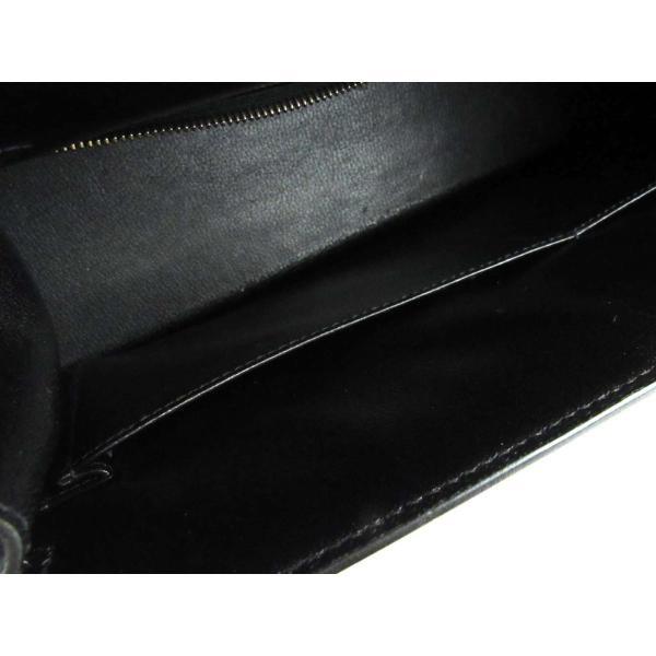エルメス ケリー35 2wayハンドバッグ ブラック(金具:ゴールド) ボックスカーフ  ランクA