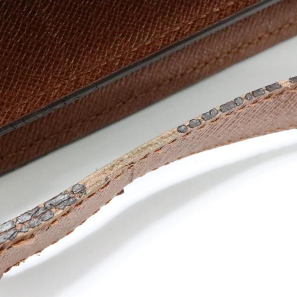 ルイヴィトン クルセル ショルダーバッグ モノグラム モノグラム M51375 ランクC
