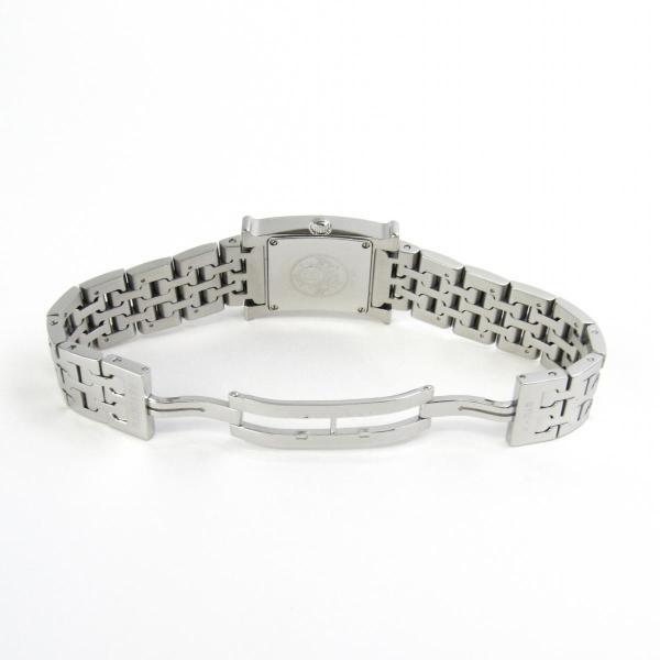 エルメス Hウォッチ ウォッチ 腕時計 シルバー ステンレススチール(SS) HH1.210 ランクA