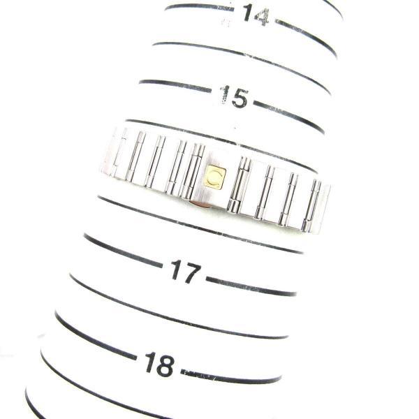 オメガ コンステレーション ウォッチ 腕時計 ネイビー ステンレススチール(SS)  ランクA