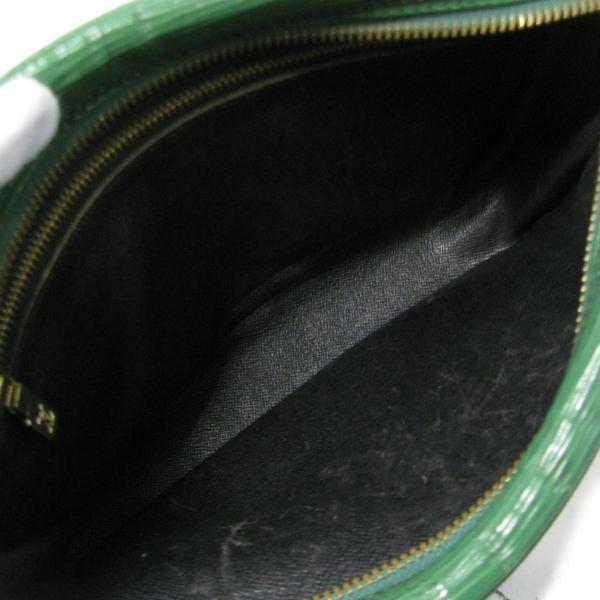 ルイヴィトン トロカデロ ショルダーバッグ ボルネオグリーン エピ M52304 ランクB