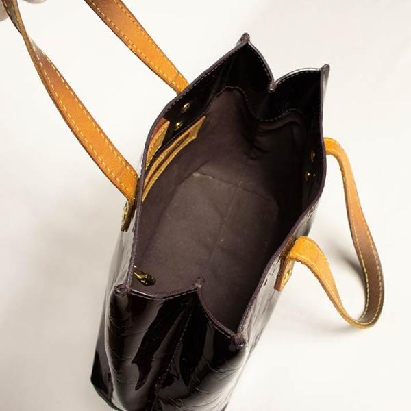 ルイヴィトン ハンドバッグ LOUIS VUITTON 破格本物 ヴェルニ リードPM アマラント 濃い紫 中古 売れ筋 ポイント2倍 送料無料|brandofqueen|11