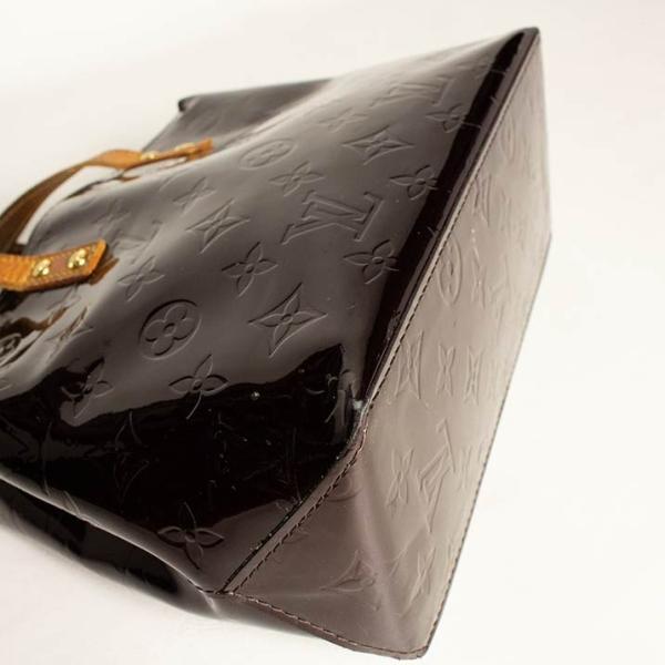 ルイヴィトン ハンドバッグ LOUIS VUITTON 破格本物 ヴェルニ リードPM アマラント 濃い紫 中古 売れ筋 ポイント2倍 送料無料|brandofqueen|09