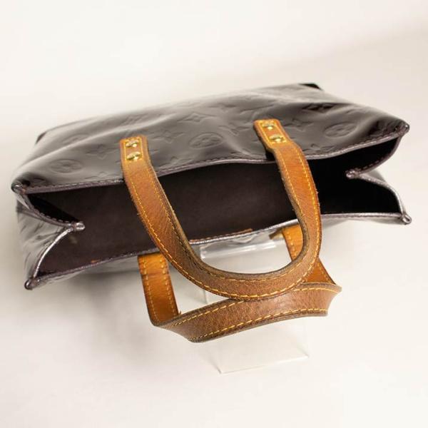 ルイヴィトン ハンドバッグ LOUIS VUITTON 破格本物 ヴェルニ リードPM アマラント 濃い紫 中古 売れ筋 ポイント2倍 送料無料|brandofqueen|10