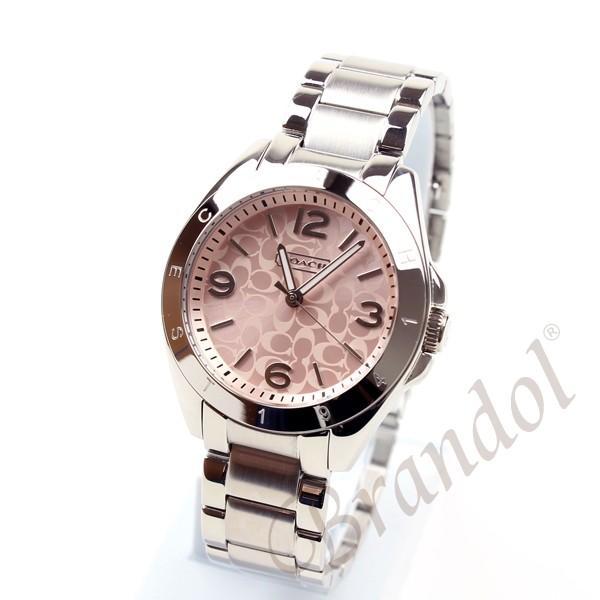 コーチ COACH レディース腕時計 トリステン ブレスレット 32mm ピンク 14501782|brandol-s|02