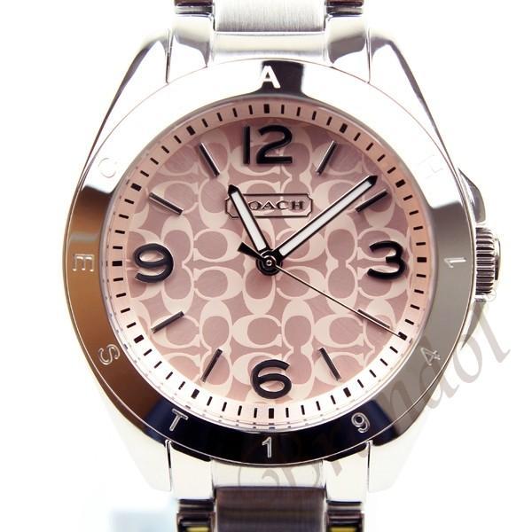 コーチ COACH レディース腕時計 トリステン ブレスレット 32mm ピンク 14501782|brandol-s|03