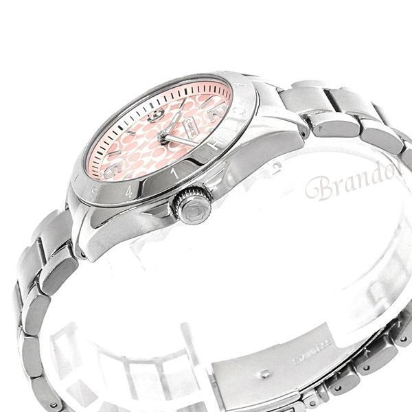 コーチ COACH レディース腕時計 トリステン ブレスレット 32mm ピンク 14501782|brandol-s|04