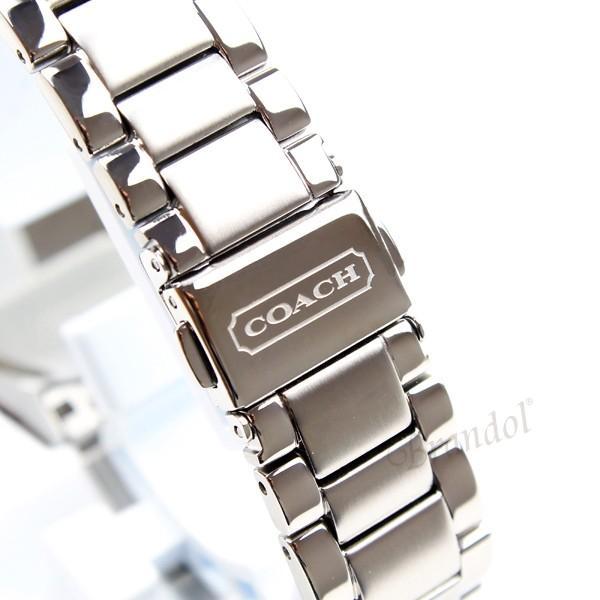 コーチ COACH レディース腕時計 トリステン ブレスレット 32mm ピンク 14501782|brandol-s|06