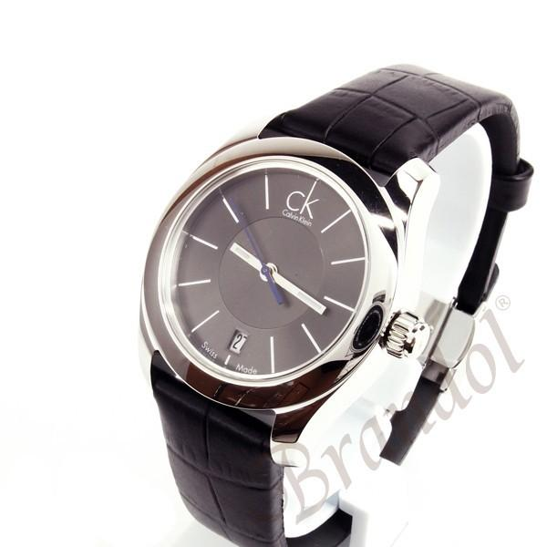 カルバンクライン Calvin Klein レディース腕時計 CK ストライブ 34mm ブラック K0K23161 [在庫品]|brandol|02