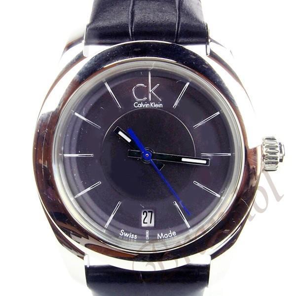 カルバンクライン Calvin Klein レディース腕時計 CK ストライブ 34mm ブラック K0K23161 [在庫品]|brandol|03