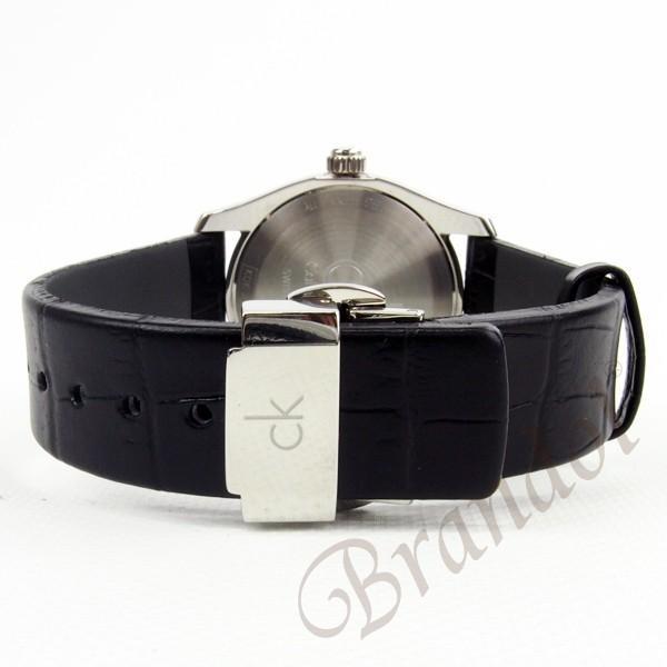 カルバンクライン Calvin Klein レディース腕時計 CK ストライブ 34mm ブラック K0K23161 [在庫品]|brandol|05