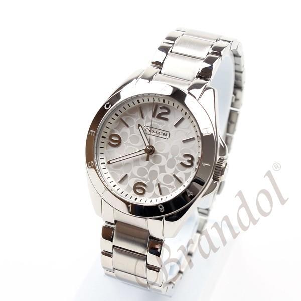 コーチ COACH レディース腕時計 トリステン ブレスレット 32mm シルバー 14501778 [在庫品] brandol 02