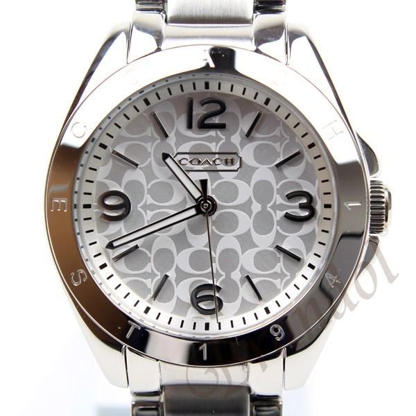 コーチ COACH レディース腕時計 トリステン ブレスレット 32mm シルバー 14501778 [在庫品] brandol 03