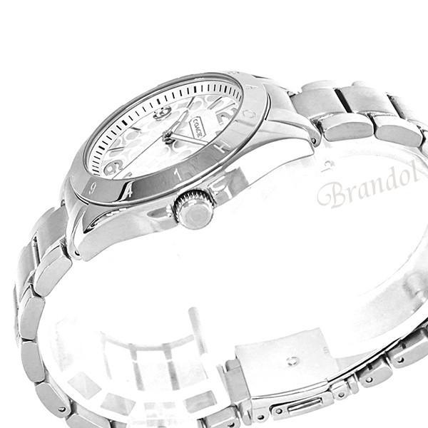 コーチ COACH レディース腕時計 トリステン ブレスレット 32mm シルバー 14501778 [在庫品] brandol 04