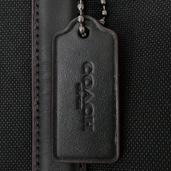 コーチ COACH メンズ・レディース トートバッグ ビジネストート 2way ショルダーバッグ ブラック F23810 QBLWO 【コーチアウトレット】 [在庫品]|brandol|07
