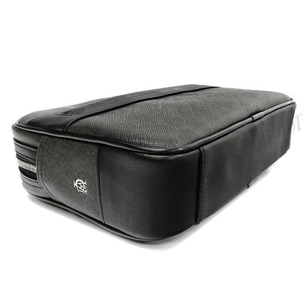 ダンヒル dunhill メンズ セカンドバッグ WINDSOR ウィンザー グレー L3W791Z [在庫品]|brandol|03