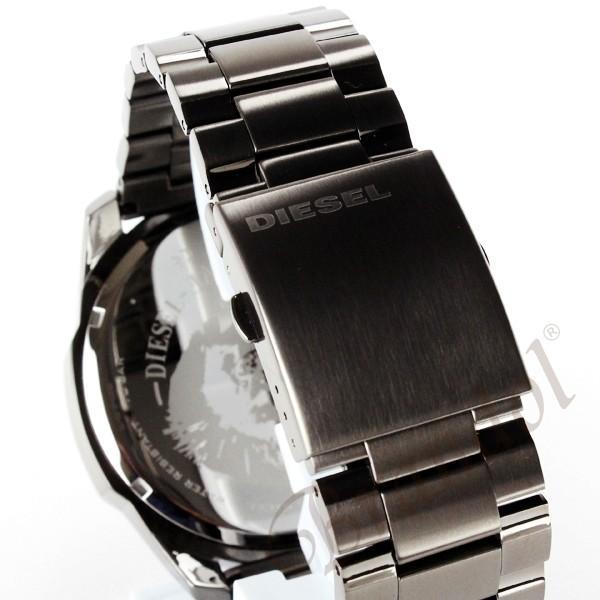 ディーゼル DIESEL メンズ腕時計 メガチーフ クロノグラフ Mega Chief 52mm ネイビー×ブラック DZ4329 [在庫品] brandol 04