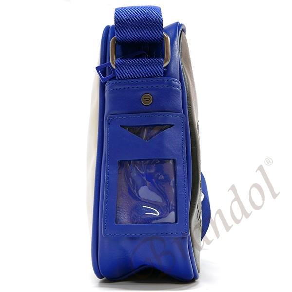 ディーゼル DIESEL メンズ ショルダーバッグ BRAVE ブレイブマン メッセンジャー ブラック×ブルー X00877 PS386 H4144 [在庫品]|brandol|06