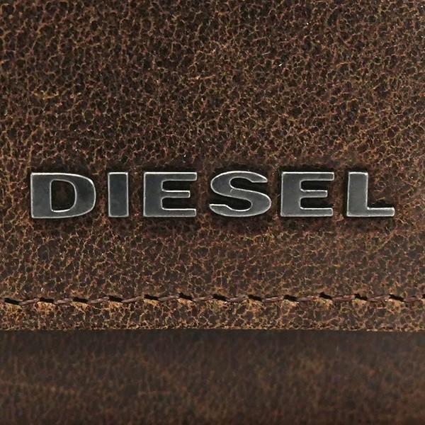 ディーゼル DIESEL メンズ 長財布 レザー ブラウン×ミントグリーン X03359 P1075 H6183 [在庫品]|brandol|06