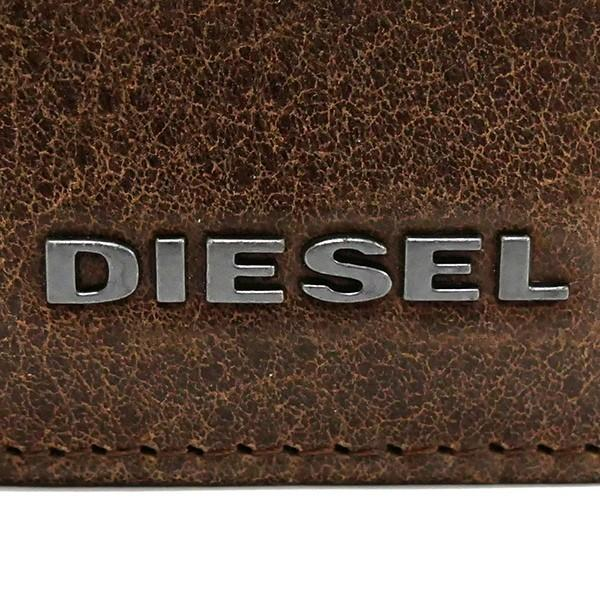 ディーゼル DIESEL メンズ キーケース レザー ブラウン×ミントグリーン X03615 P1075 H6183 [在庫品]|brandol|06