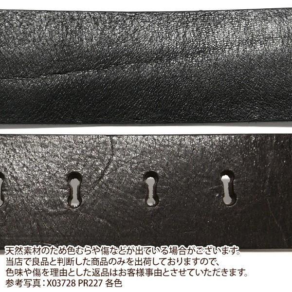 ディーゼル DIESEL ベルト メンズ BLUESTAR レザー 革ベルト ダークブラウン X03728 PR227 H5900 [在庫品]|brandol|05