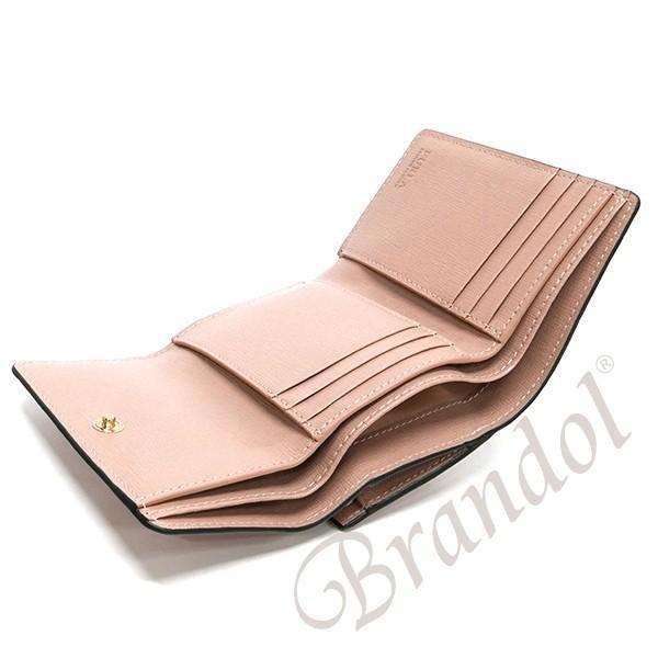 フルラ FURLA 財布 レディース 三つ折り財布 BABYLON バビロン トリフォード レザー ライトピンク PR76 B30 6M0 / 872823 [在庫品] brandol 04