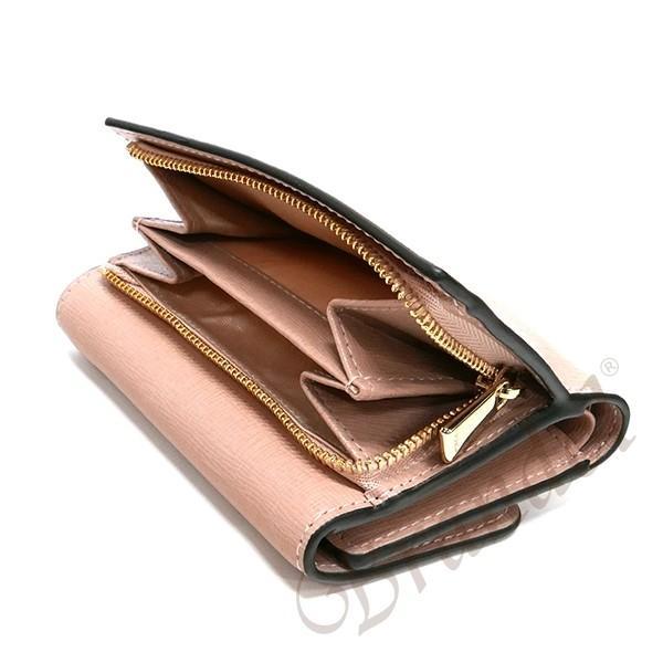 フルラ FURLA 財布 レディース 三つ折り財布 BABYLON バビロン トリフォード レザー ライトピンク PR76 B30 6M0 / 872823 [在庫品] brandol 05